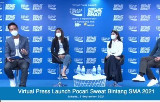 Pocari Sweat Siap Cari Talenta Baru Lewat Bintang SMA 2021