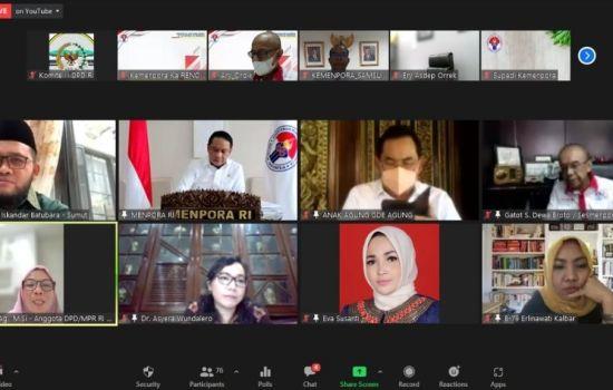 PON XX Papua 2021 Hitungan Hari, Cek Kesiapan Menpora