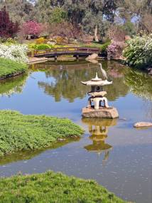 Japanese Garden - Cowra, New South Wales