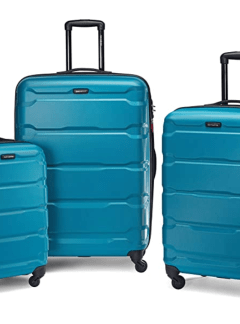 Samsonite Omni Hardside Expandable Luggage Set