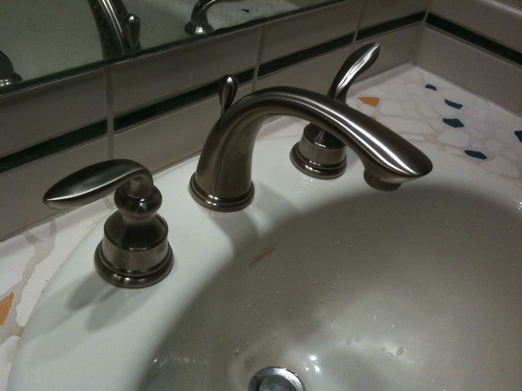 The Best Replace Bathroom Faucet  Best Home Ideas and