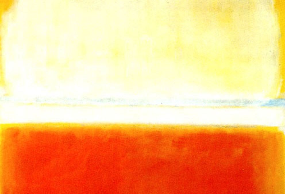 what if your life was a blank canvas rothko at saturdaysoul.com