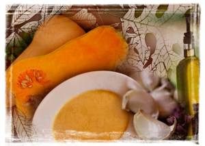 butternut squash soup at #saturdaysoul