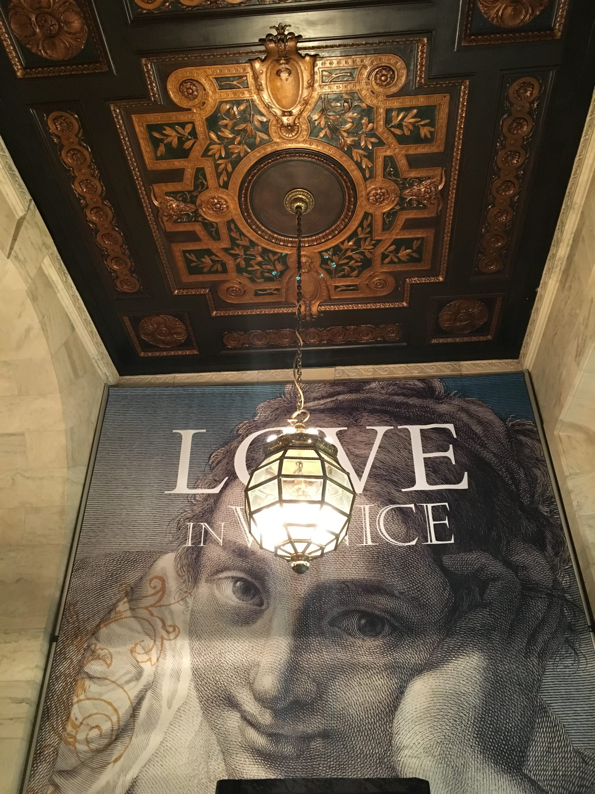 nyc metropolitan library love in venice