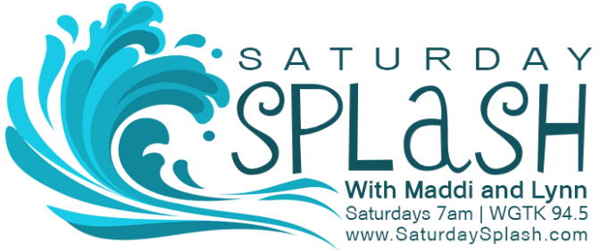 Saturday Splash logo