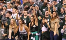Michigan State Spartans Football Fans