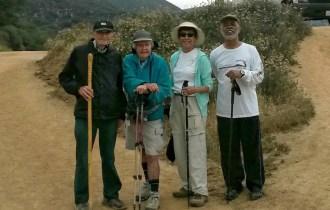 Saturday hikers