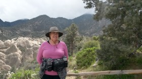 At the Devil's Punchbowl