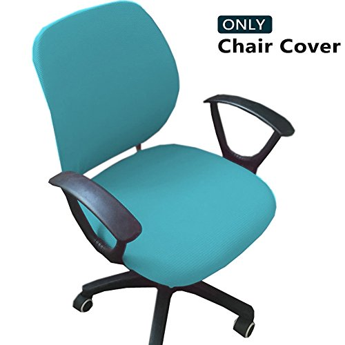 office chair covers to buy hammock stand for sale melaluxe computer cover protective stretchable universal stretch rotating slipcover