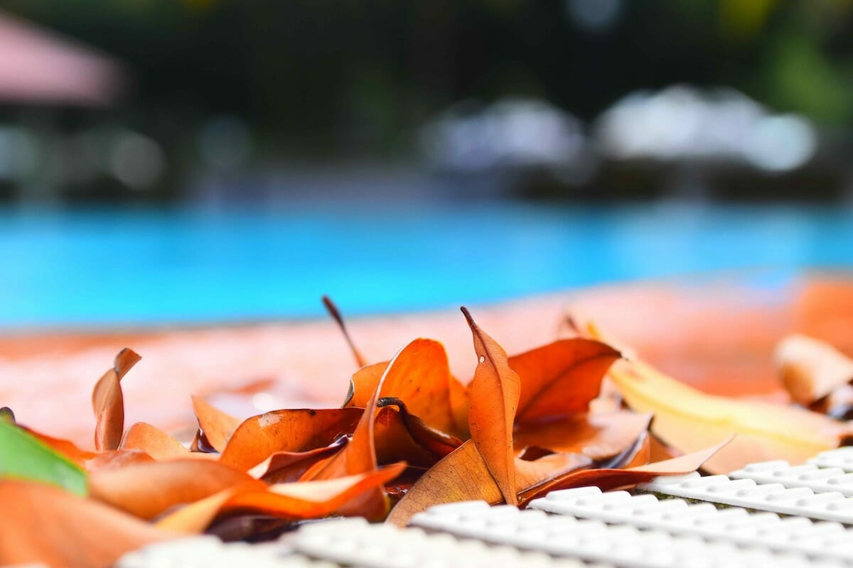 How to Change Your Pool Maintenance for Fall