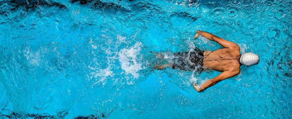 Swimming Ranked 3rd Most Popular Exercise