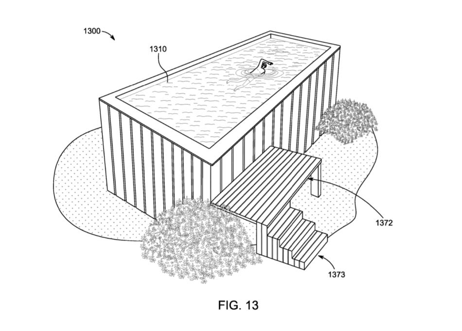 Mobile Pool Patent