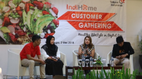 indihome healthy lifestyle in digital era