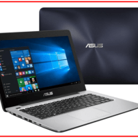 Press Release : ASUS A456, Notebook Elegan dengan Intel Skylake dan USB Type C