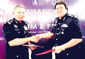UiTM - PDRM & Akademi Polis
