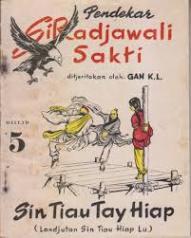 Sin Tiauw Thian Lam : tiauw, thian, Tiauw, Thian, (Pendekar, Rajawali, Sakti, Langit, Selatan), :Lanjutan, SATYANEWSPRO