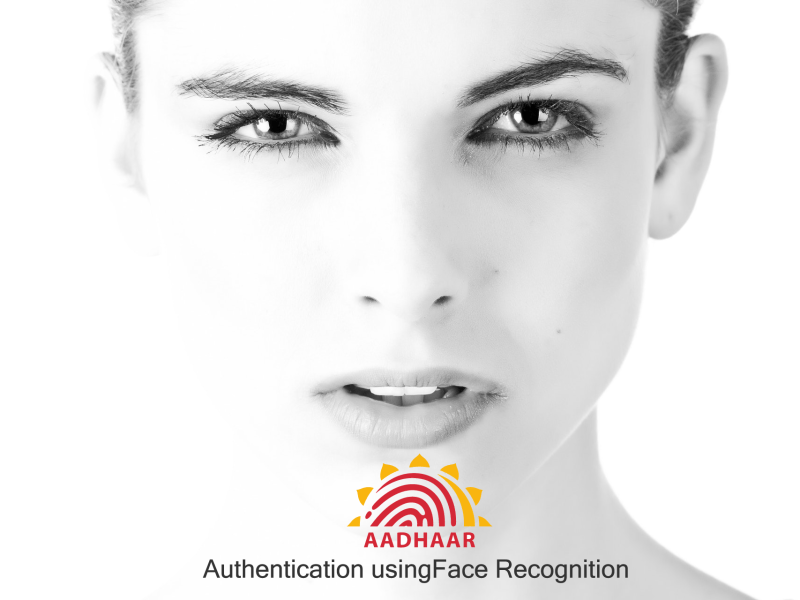 authenticate aadhaar via face recognition