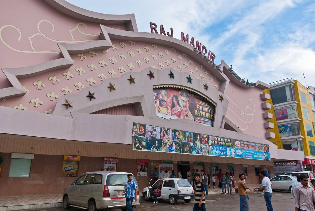Top 10 Movie Theatres in India
