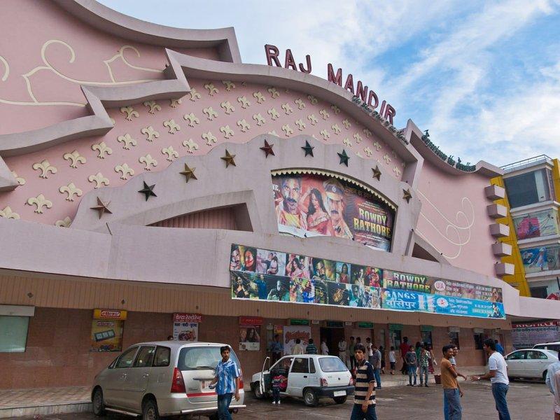 Top 10 Movie Theatres in India