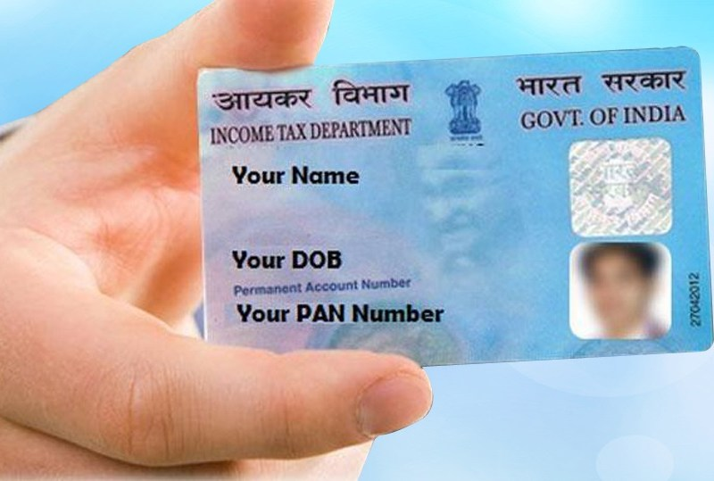 How to Get an Instant e-PAN by using Aadhaar Card Number