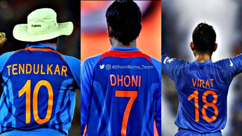 Dhoni | Virat | Tendulkar