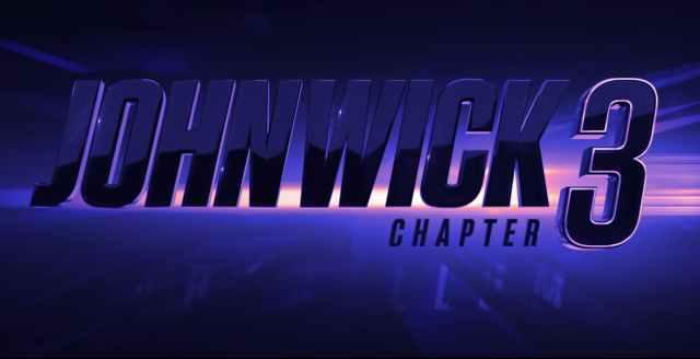 John Wick Chapter 3 Parabellum Official Trailer