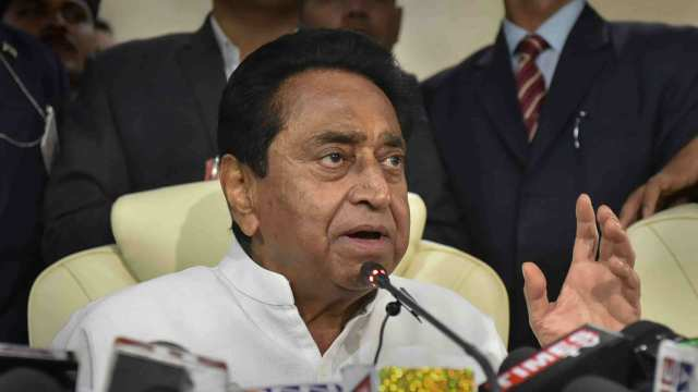 Kamalnath Proposes 70% Job Quota to MP Locals