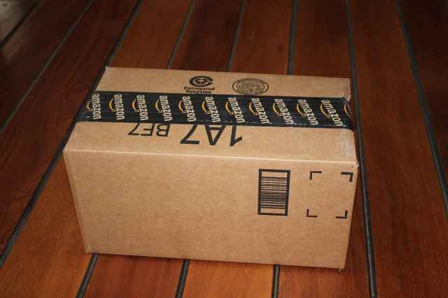 Amazon Packaging Free Shipment