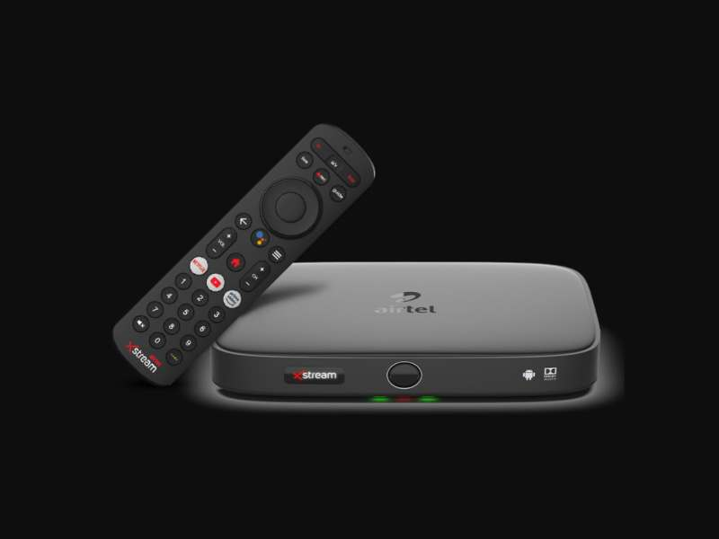 Airtel Launches XStream Box and XStream Stick in India