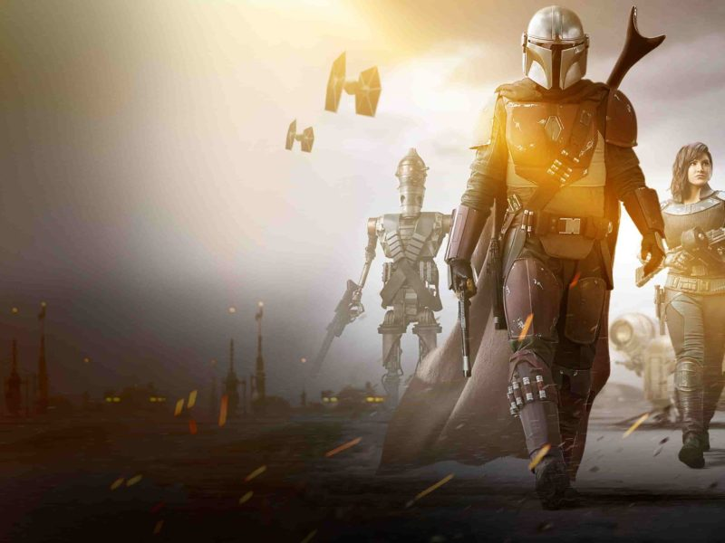 The Mandalorian Season 2 coming this October