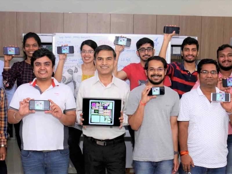 IIT Bombay Develops Chip Dhruva to Navigate Locations