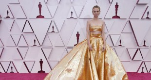 2021 Oscars fashion Who wore what and why
