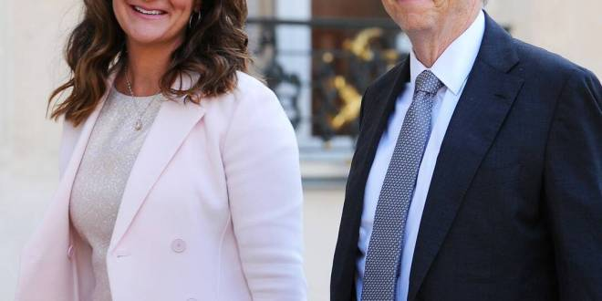 Bill Gates and Melinda Gates Break Up After 27 Years