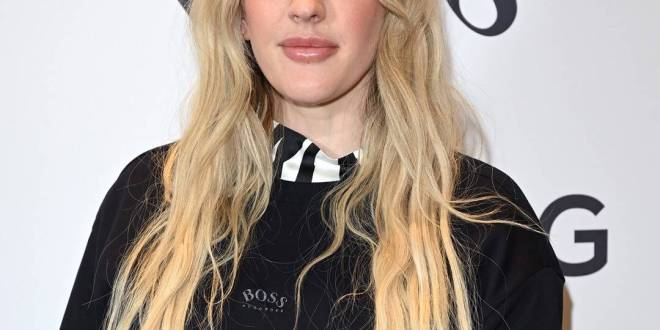 Ellie Goulding Gives Birth Welcomes Her First Baby