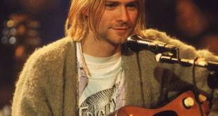 Kurt Cobain File Released by FBI 27 Years After His