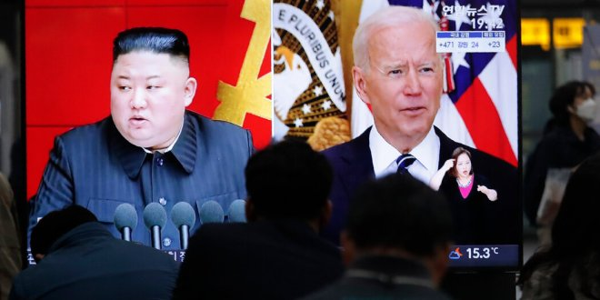 North Korea Warns Biden Against 'Hostile Policy
