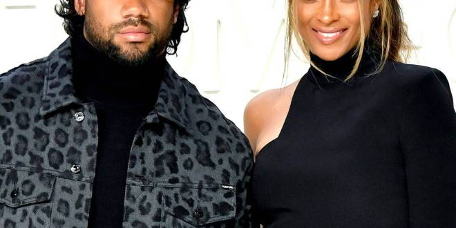 See Ciaras Hilarious Video of Russell Wilson After Dental Surgery