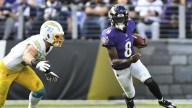 Chargers hope to learn from 34 6 loss to Baltimore Ravens