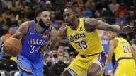 Lakers blow 26 point lead to come up short against Thunder