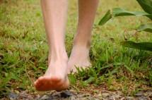 Bare Feet Walking