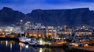 Город на краю света – Кейптаун