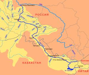 ЛЕГЕНДЫ КАЗАХСТАНА. ПРОИСХОЖДЕНИЕ НАЗВАНИЯ РЕКИ ИРТЫШ