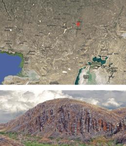 Горы Мугоджары Западного Казахстана
