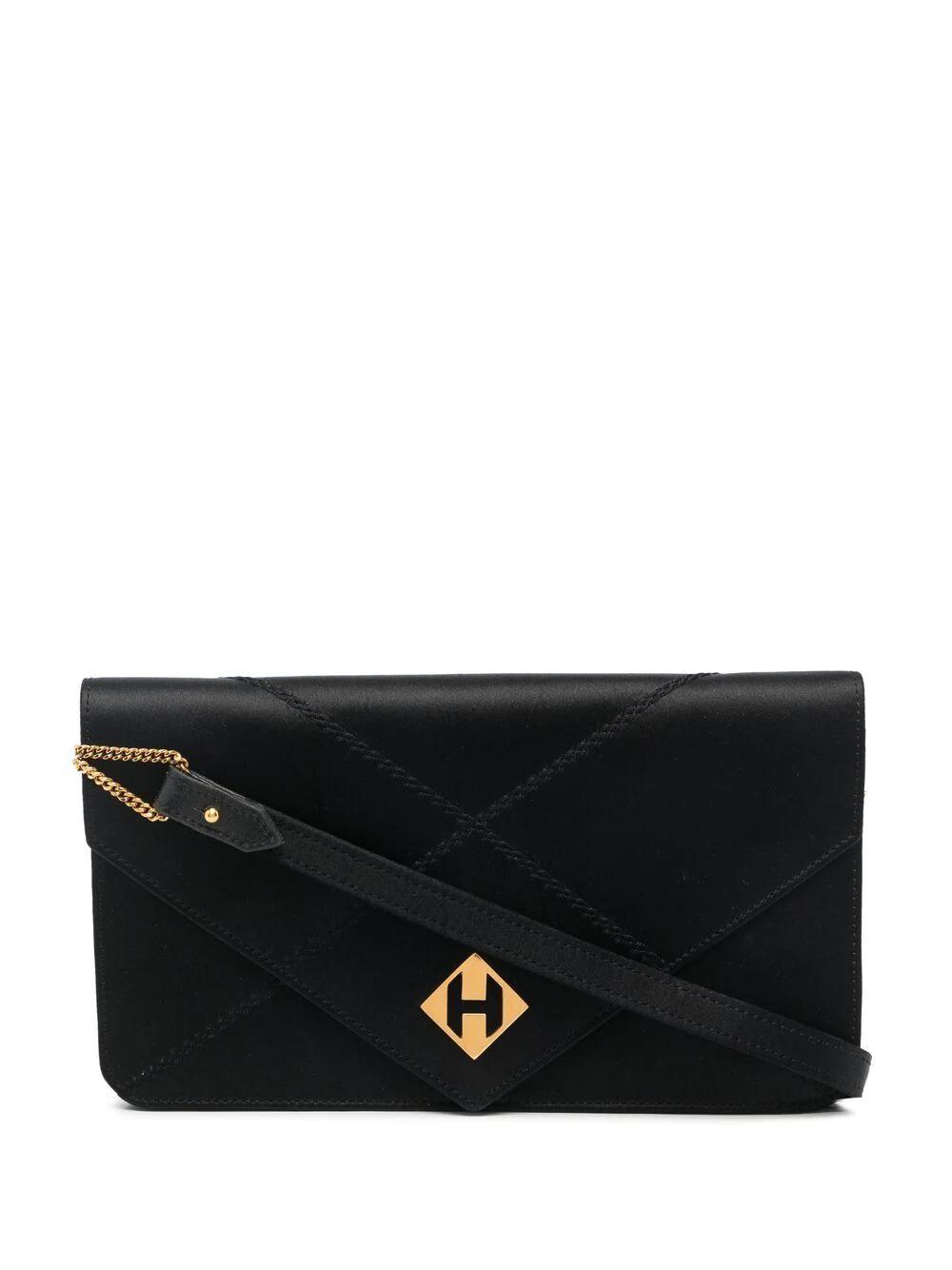2. Hermès 2000s pre-owned quilted flap shoulder bag HK$19,937