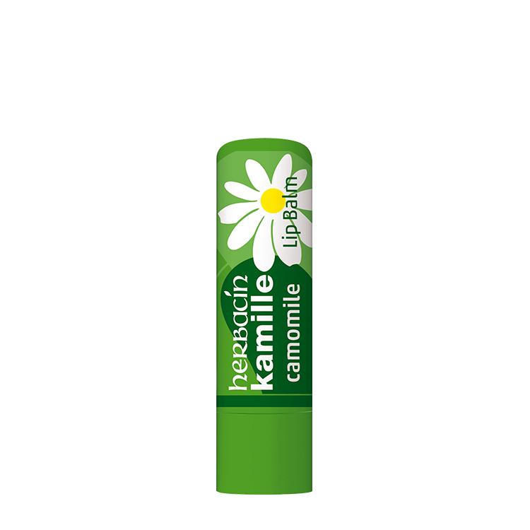【消委會推介】No.5 Herbacin 洋甘菊蜜蠟潤唇膏 4.8g $45
