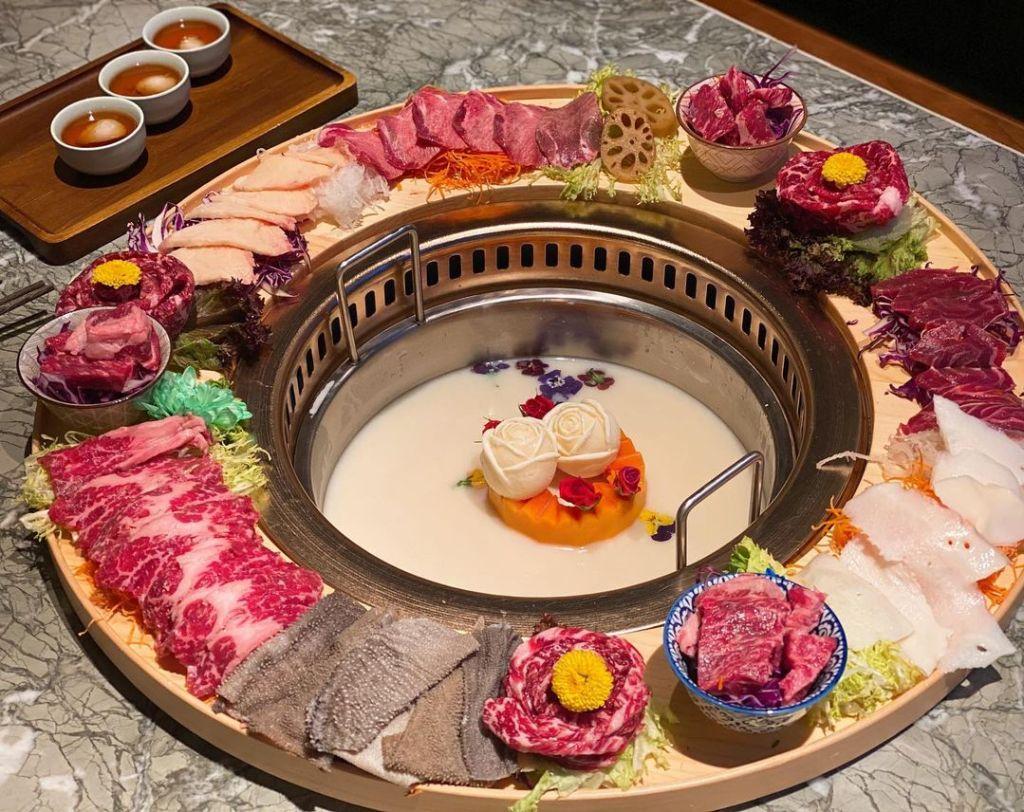 香江花月火鍋