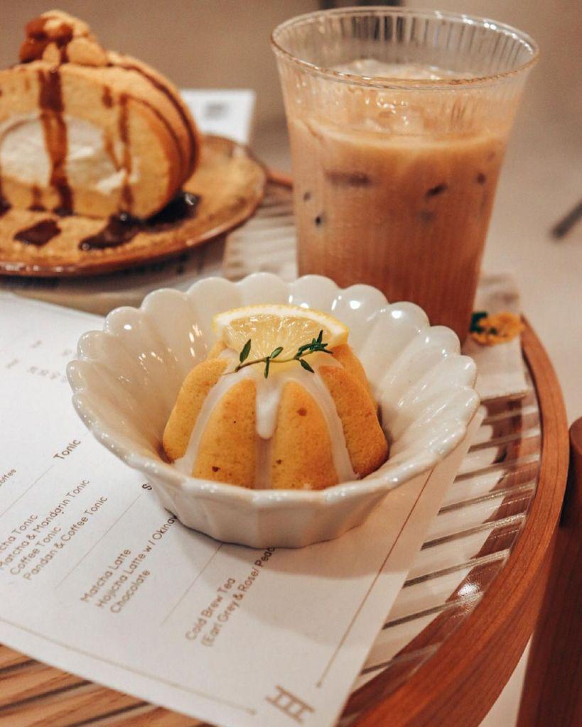 中環烘培cafe