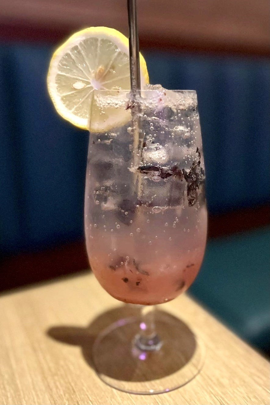 Blueberry Fizz(圖片來源:Openrice@Voracious)