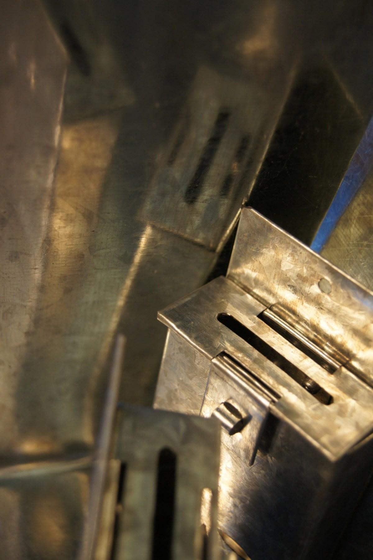 新增三大非遺項目 —— 白鐵(圖片來源:官方圖片)