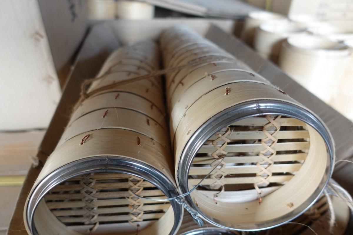 新增三大非遺項目 —— 蒸籠(圖片來源:官方圖片)
